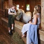 Stanglwirt Kinderbauernhof mit Pony