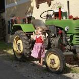 Stanglwirt - Kinderbauernhof mit Traktor