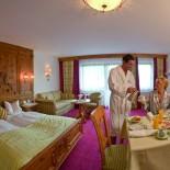 Hotel Schwarzbrunn - Doppelzimmer Ambras