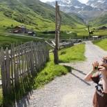 Unterwegs in Serfaus-Fiss-Ladis Fotocredit: Andrea Fischer