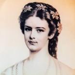 Achilleion Palace: Sisi Kaiserin von Oesterreich, Bild: PR Achilleion Palace Corfu