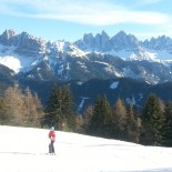 Skigebiet Lüsen/Plose; Bild: Sonja Vodicka