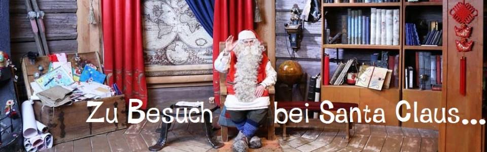 Weihnachtsmann, Finnisch Lappland