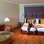 Angekommen: Unser Zimmer im Jumeirah Beach Hotel!