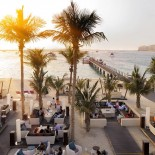 Chillige Atmo am Strand: Jetty Outdoor -Lounge