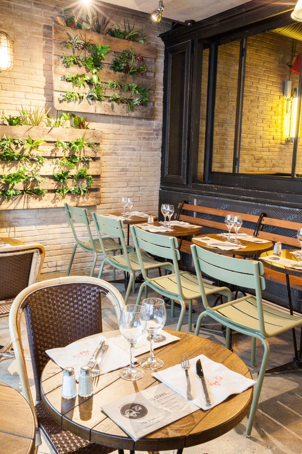 The Place To Restaurant Tipp Paris Trips4kids