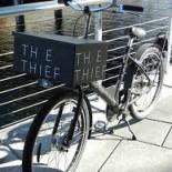 The Thief Oslo: Fahrrad; Bild: PR The Thief Hotel