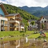 Walensee Resort - Haus mit See