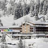 Kinderhotel Oberjoch im Winter