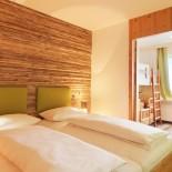Schlafzimmer Kinderhotel Oberjoch