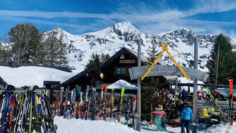 Achenrainhütte-Skigebiet Obertauern @ Foto: Trips4Kids.de, Andrea Fischer