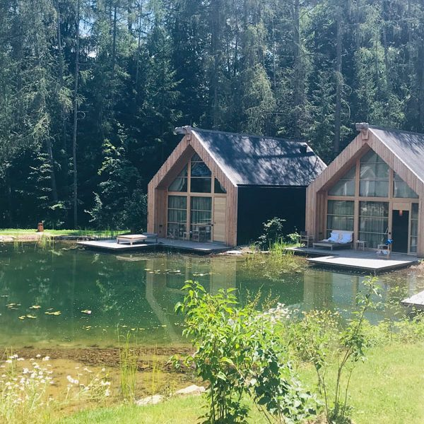 Adler Lodge Ritten Chalets am SEe