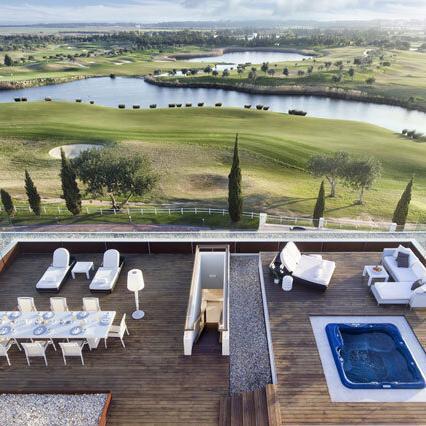 Presidential Suite im Anantara Vilamoura Algarve Resort