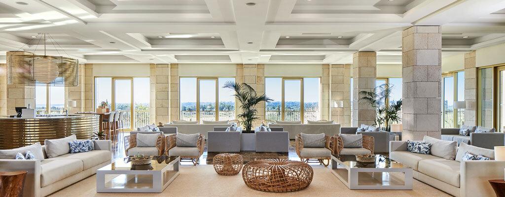 Lobby im Anantara Vilamoura Algarve Resort