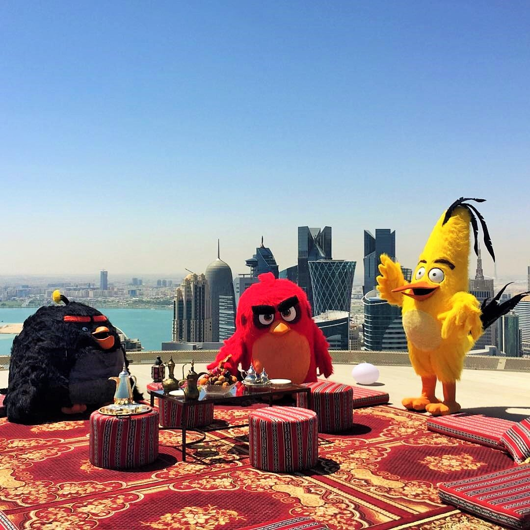 Angry Birds World Qatar_Copyright: Qatar-Tourismus