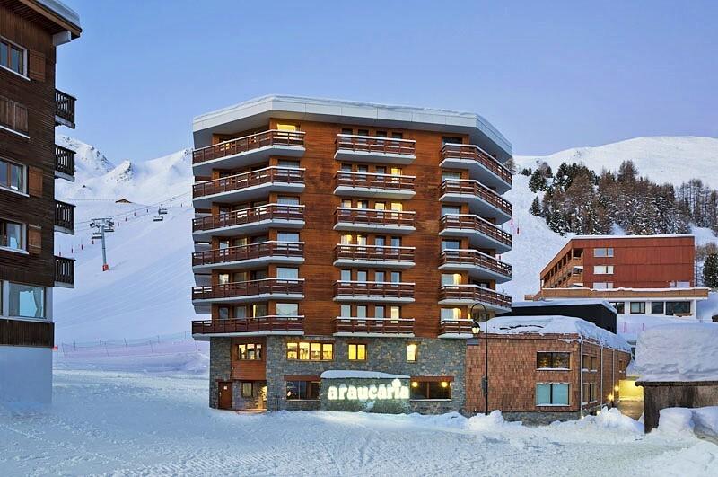 Araucaria-Hotel