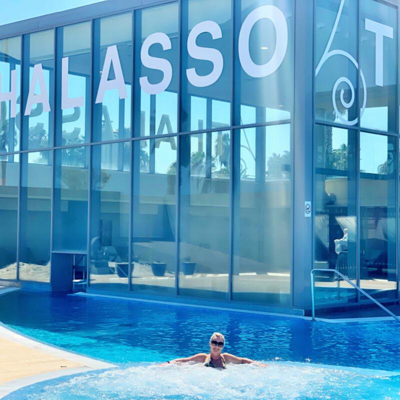 Barceló Thalasso Spa Mainpool © Foto: Andrea Fischer