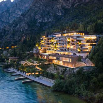 Aussenansicht EALA My Lakeside Dream in Limone sul Garda
