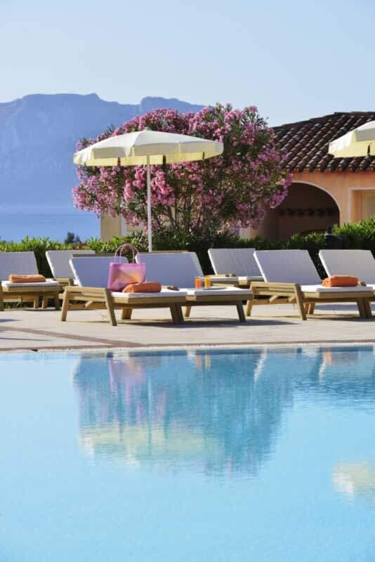 Hotel Voi Collonna Village Sardinien Trips4kids