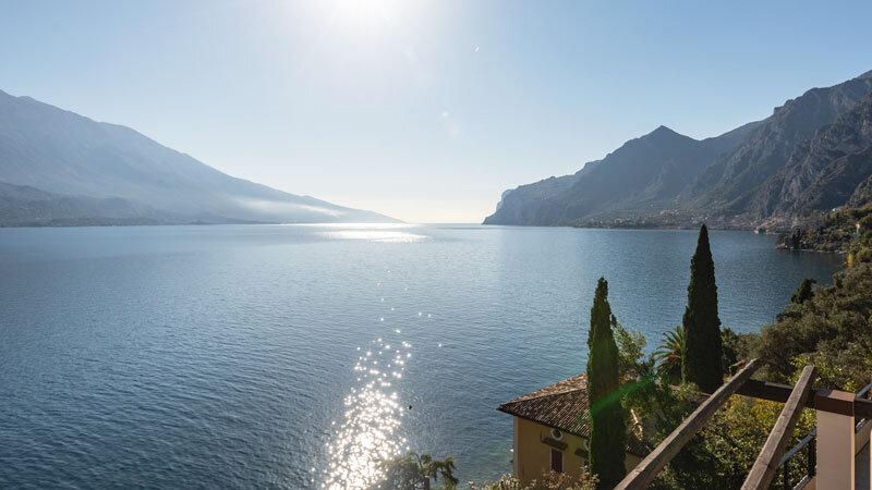 EALA My Lakeside Dream - Aussicht auf den Gardasee