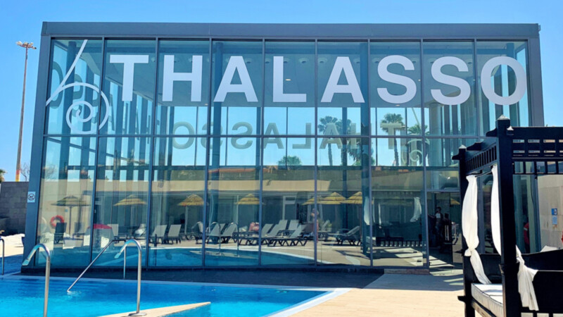 Barceló Thalasso Spa Resort outside © Foto: Andrea Fischer