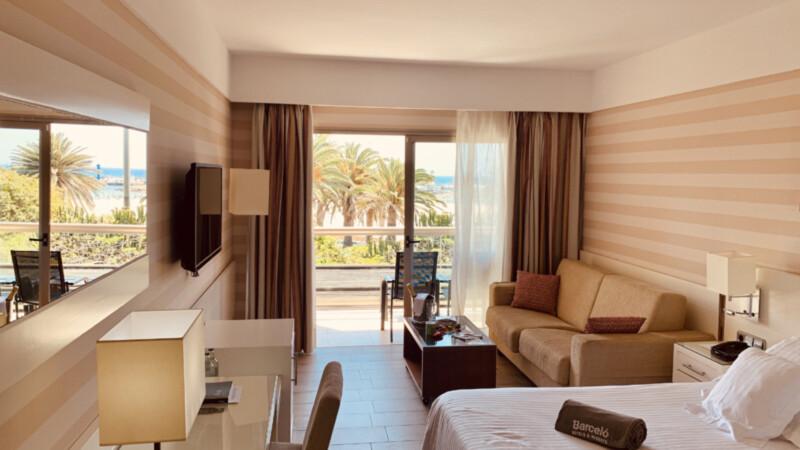 Barceló Thalasso Spa Resort Suite © Foto: Andrea Fischer