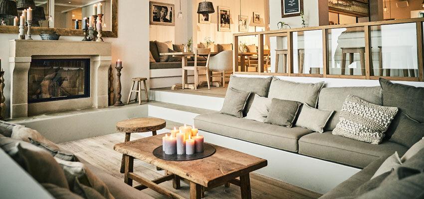 barefoot Hotel Loungebereich