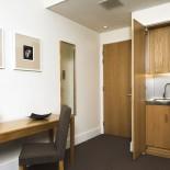base2stay - Zimmer mit Kitchenette