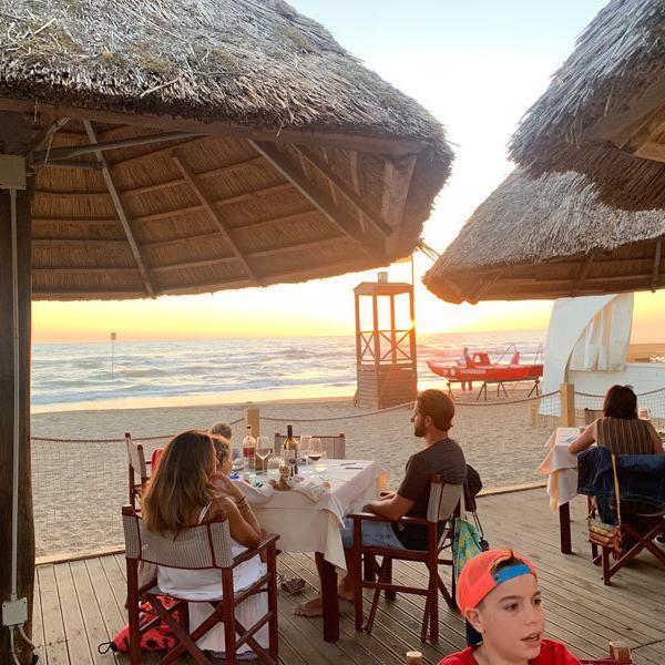 Beach-Restaurant-Paradù Eco Resort @ Foto: Andrea Fischer