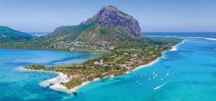 Beachcomber Resort Paradis auf Mauritius