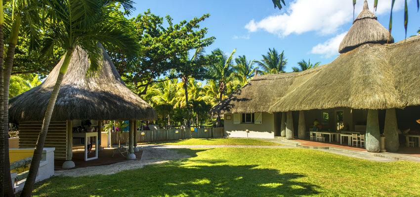 Kids Club im Beachcomber Resort Paradis auf Mauritius