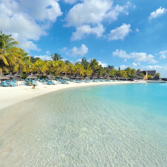 Beachcomber Resort Royal Palm Mauritius