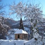 Kirche in Benós, Val d'Aran © Adrienne Friedlaender