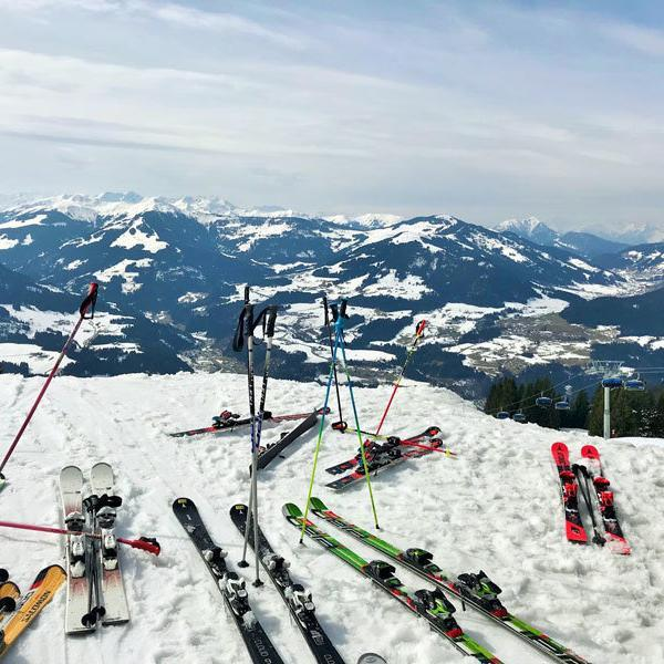 Bergwelt-Wilder-Kaiser-Ski-Skyline Foto © Andrea Fischer, Trips4Kids.de