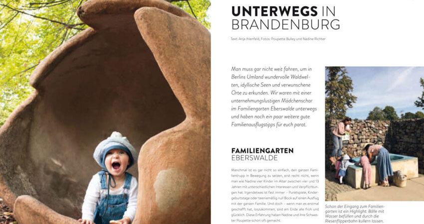 Berlin mit Kind - Ausflug nach Brandenburg