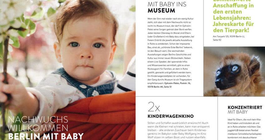 Berlin mit Kind 2019 - Mit Baby ins Museum