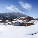 Stanglwirt im Schnee