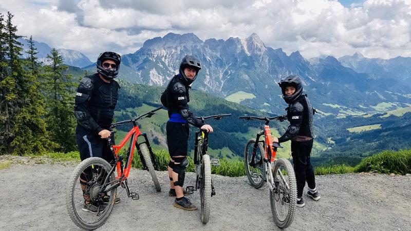 Biken-Saalbach-Hinterglemm @ Foto: Guide Markus, bike´n soul