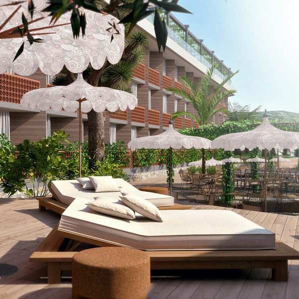 Bikini_Hotel_Terrasse_Liegen Bild@DesignHotels.com
