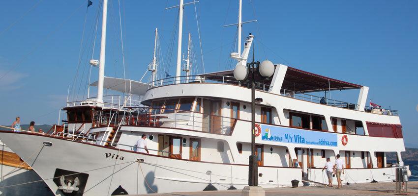 Schiff Vita/Riva Tours Blaue Reise Kroatien