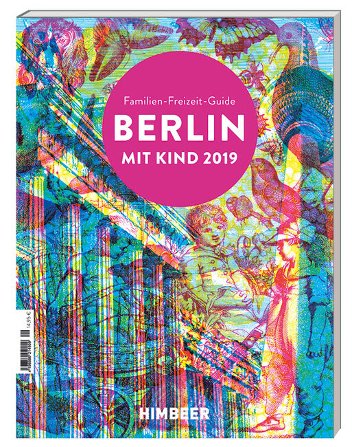 Berlin mit Kind - Cover