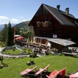 Hotel Cristallo/Katschberg: Bonnerhütte; Bild: PR Katschberg Tourismus