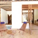 Innenraum Bungalow Ocean Lodge