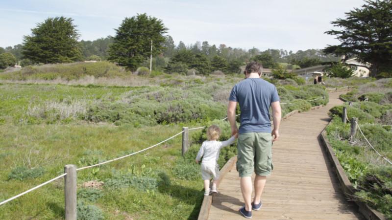 Cambria-Familientipp, Kalifornien Foto: @Michael Hartenberger