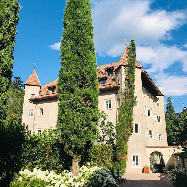 Castel Hoertenberg Aussenansicht