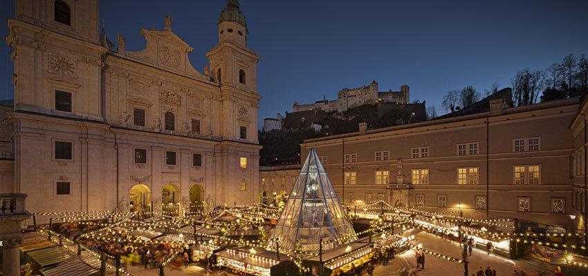 Christkindelmarkt Salzburg