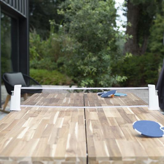 Decathlon Ping Pong Set Rollnet Mood