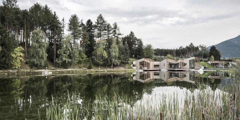 Der Seehof Nature Retreat - Outdoor See und Wald