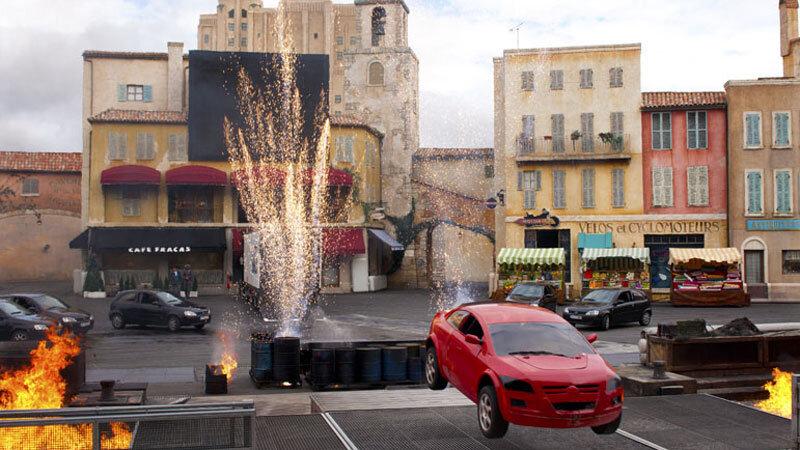 Disney-Stunt-Show