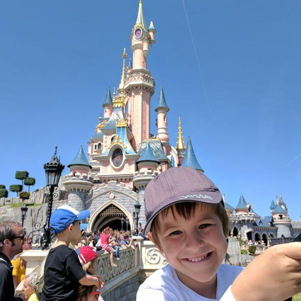 Disneyland Paris Dornrösschenschloss